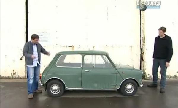 Austin Mini MK1