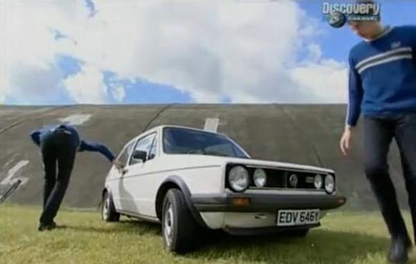 Golf Mk 1 GTI