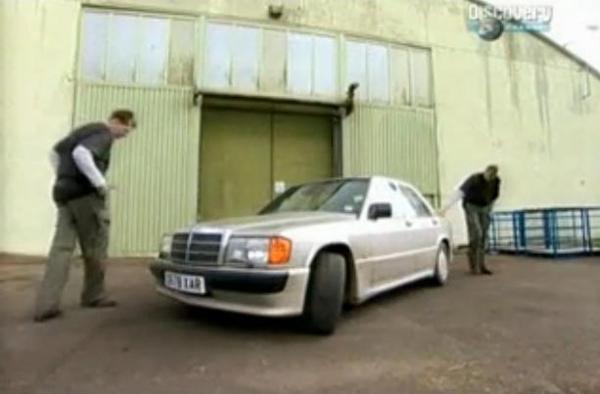 Mercedes Benz 190E 2.3 16 Cosworth