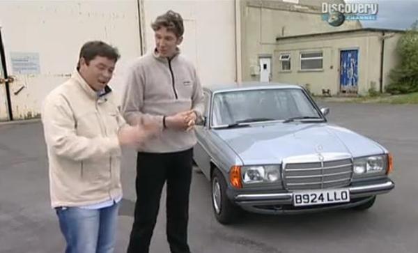 Maxinatory ru Mercedes Benz W123 230E
